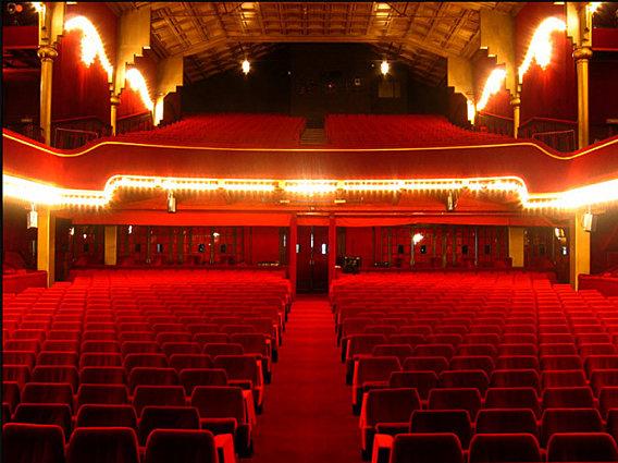 Thierryb fait son show - Plan salle theatre porte saint martin ...