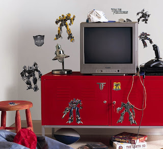 Transformers Room Decor