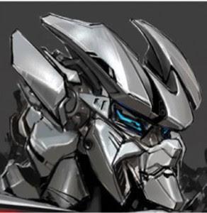 Transformers 2 Head Design Update