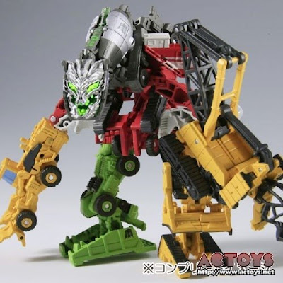 Legends Devastator
