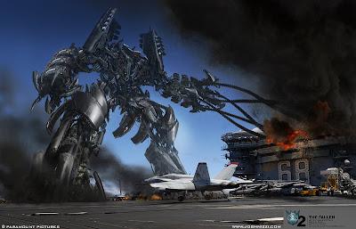 Aircraft carrier attack