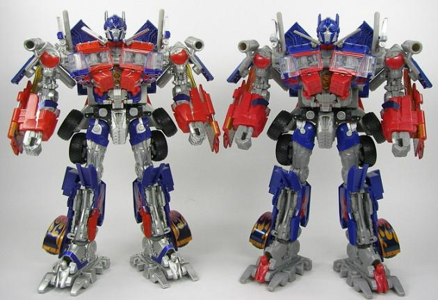 transformers dark of the moon optimus prime leader class. leader class Prime toy.
