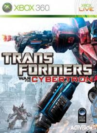 War for Cybertron Demo Xbox Trailer