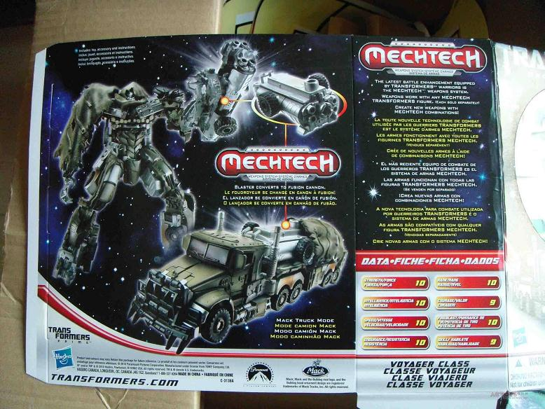 transformers dark of the moon megatron concept art. More TF3 Megatron in Package