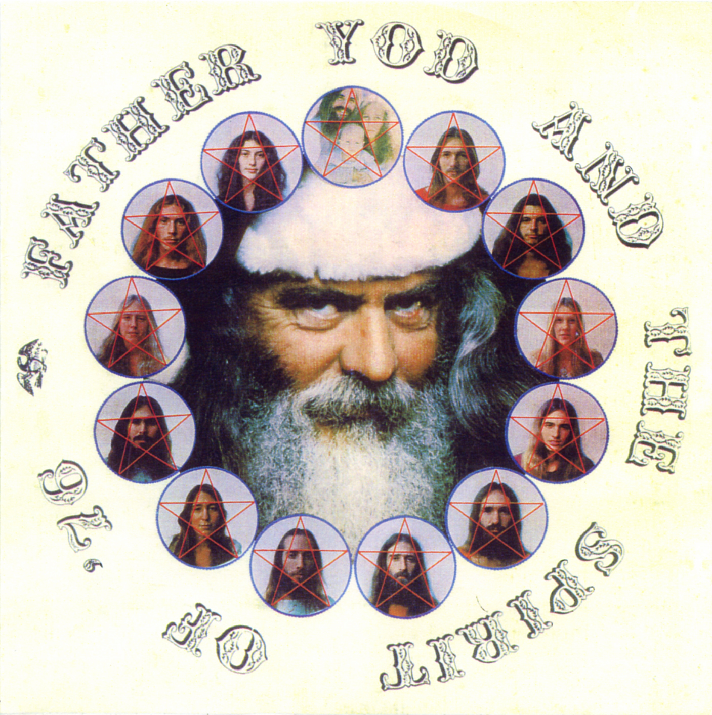 Father Yod And The Spirit Of '76 - Kohoutek
