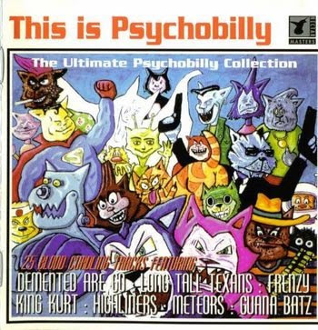 «VA» This Is Psychobilly [1999]