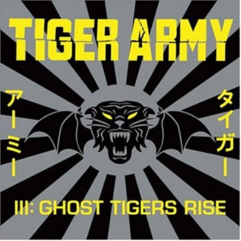 Tiger Army - Tiger Army III Ghost Tigers Rise [2004]