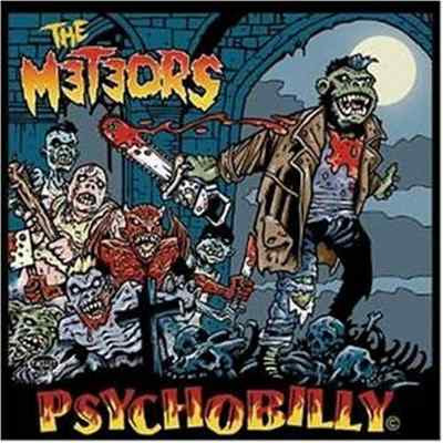The Meteors - Psychobilly [2003]