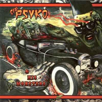 Sir Psyko & His Monsters - Zombie Rock [2008]