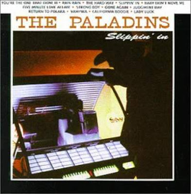 The Paladins - Slippin' In [1999]