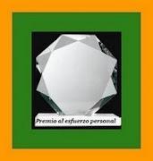 Premio ao Esforco Pessoal
