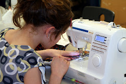 """An Amazing HUGE Heart......Babylock Rocks the """"TFL"""" Sewing Room at Meeker"""