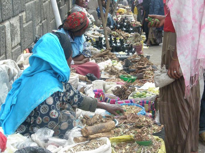 Ethiopía huele a especias...