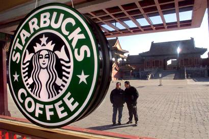 Coffee Sales Booming in China