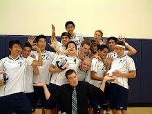 Cypress Boys Volleyball 2007