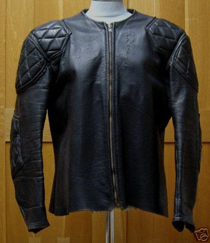 The Art of Vintage Leather Jackets: LANGLITZ: A piece of ...