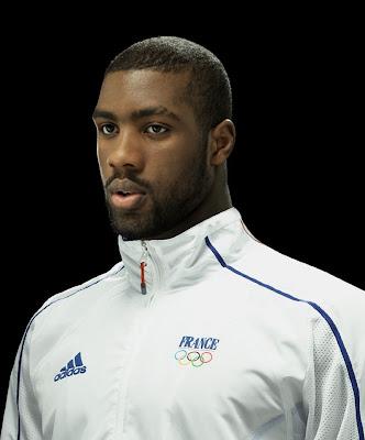 Teddy Riner 2008 Beijing Olympics Olympic judo gold