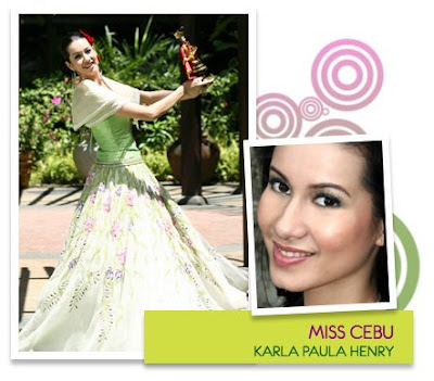 Miss Earth 2008 Karla Paula Henry