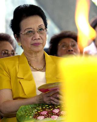 Corazon Cory Aquino Died