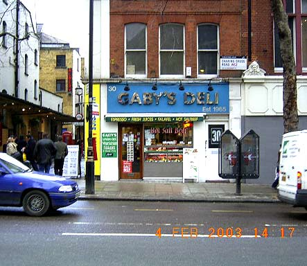 Gaby's Deli