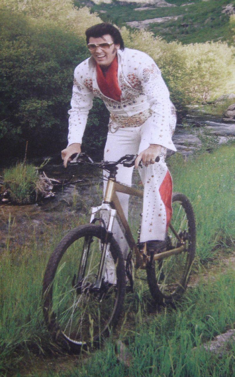 El Rey del Ciclismo Obeso