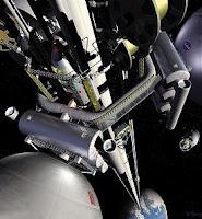 L'ascenseur spatial d'Arthur C. Clarke, version NASA.