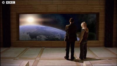 Docteur Who, 2005.