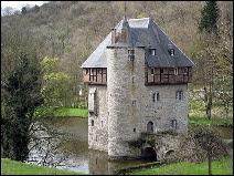 Le château de Crupet.