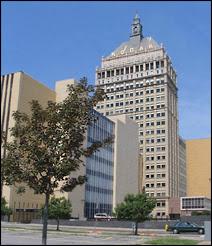 Le siège d'Eastman Kodak au 343 State Street, Rochester, New York.