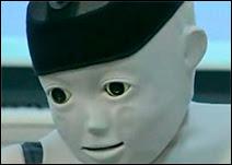 Le robot CB2 simulant les comportements d'un bébé.