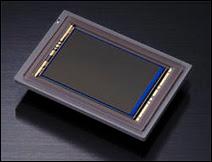Le capteur CMOS 'full frame' du Nikon D3. Document constructeur.