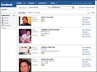 Quelques fiches de Facebook.
