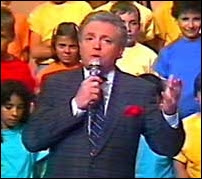 Jacques Martin animant l'Ecole des fans.