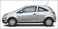 Opel Corsa Essentia.