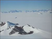 Panorama de la région du nunatak Utsteinen. Document IPF.