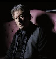 Alain Bashung photographié par Ludovic Carême.