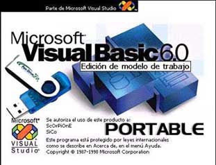 visual basic 6.0 portable descargar gratis en espanol