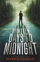13 days to midnight bookjacket