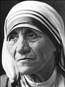I'm writting an essay of why mother teresa should not be granted sainthood?