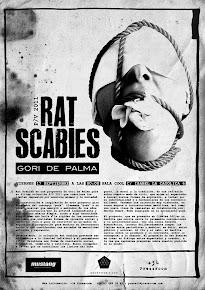 Rat Scabies en Cibeles O/I 2010
