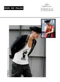 Lui Magazine Noviembre 2010