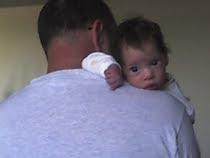 7/06 Amelia & Daddy