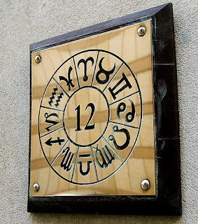 The Magic Circle plaque