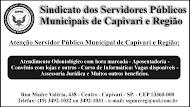 SINDICATO DOS SERVIDORES PÚBLICOS DE CAPIVARI E REGIÃO