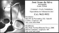 ADVOGADO JOSÉ JESUS