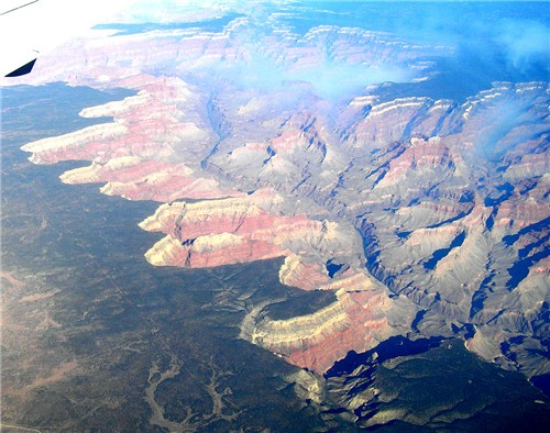 The Grand Canyon - our 'second home' !
