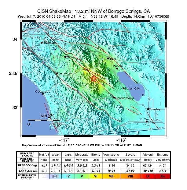 California faults | L.A.