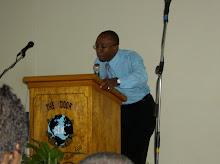 Pastor Patrick Jordan