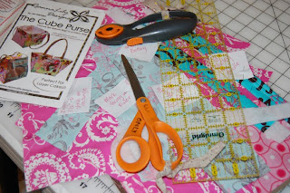 Cube Purse Class Samples