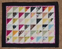 City Blooms Charm Quilt